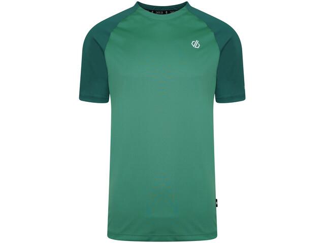 Dare 2b Peerless Camiseta Hombre, jelly bean green/ultramarine green